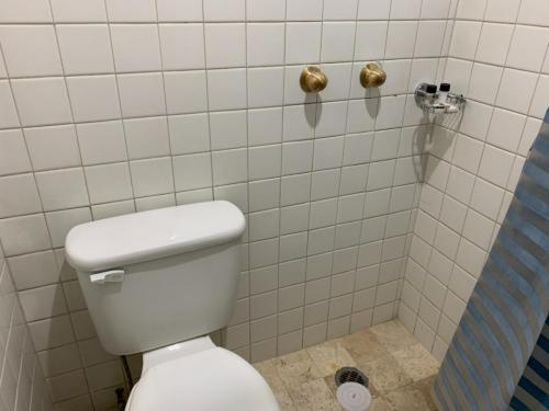 WC en habitacion de hotel